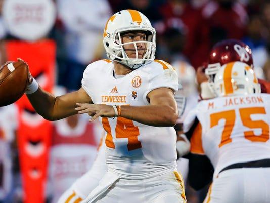 Tennessee Oklahoma Football (2)