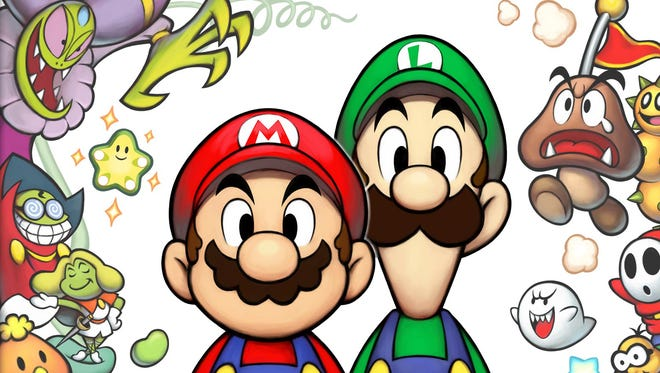 Mario & Luigi: Superstar Saga + Bowser's Minions for 3DS.