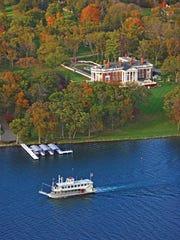 Several boat tours and cruises are available throughout early to mid-fall, including Wisconsin River Cruises in Rhinelander and the Lake Geneva Cruise Line in southern Wisconsin.
