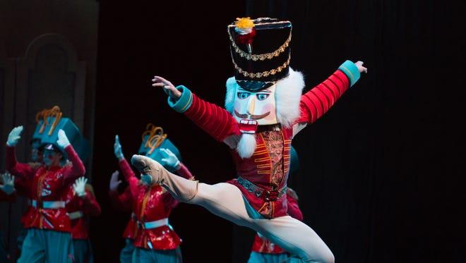 "Cincinnati Ballet's production of ""Frisch's Presents The Nutcracker"" runs through Dec. 27"