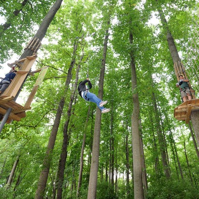 Lums Pond State Park will host the first Zip + Sip