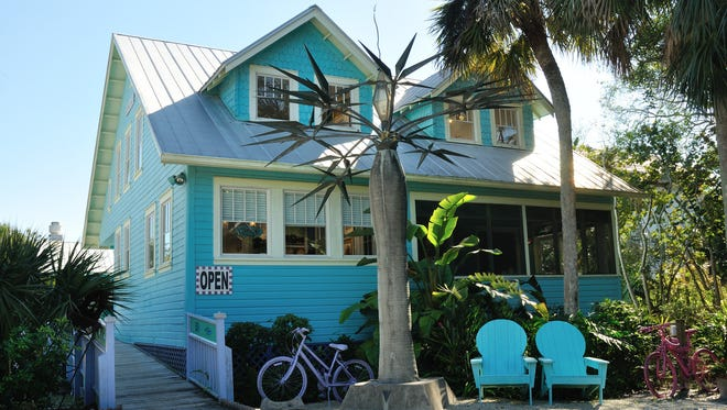 The Tower Gallery on Sanibel Island has been in business for 35 years.