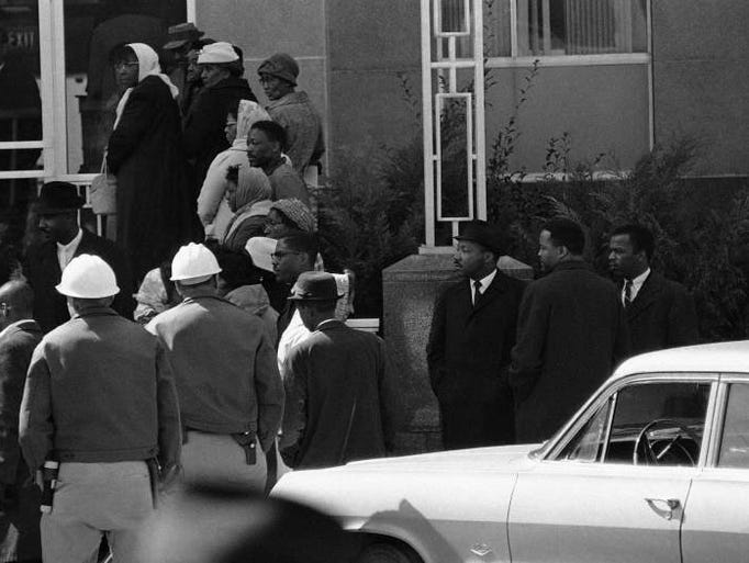 a look at martin luther king jr and his conflicts with mass media Civil rights leader and nobel peace prize recipient martin luther king, jr was assassinated on his hotel  martin luther king, jr and the  doesn't look.