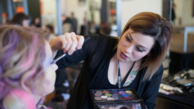 """""""The Art of Hair"""" event with Paul Mitchell The School Springfield is raising money for Isabel's House Nov. 16"""
