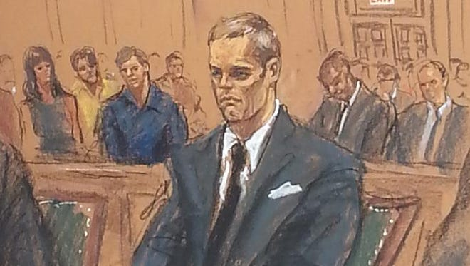 Jane Rosenberg made a second attempt at drawing Tom Brady.