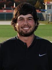 Jared Baker, Midwestern State senior