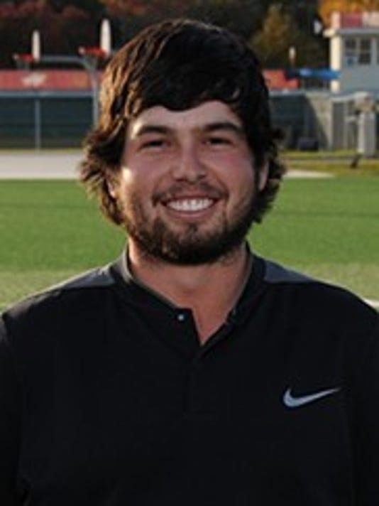 Jared Baker, MSU Golf
