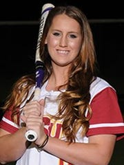 MSU pitcher Erin Knox