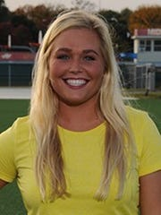 MSU golfer Hayley Dambold