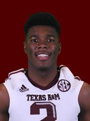Texas A&M's Keldrick Carper