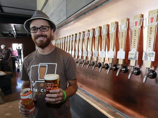 MobCraft founder Henry Schwartz hosts a grand opening Sept. 30 through Oct. 2 with special tappings, an exclusive bottle release, and breakfast and beer pairings.