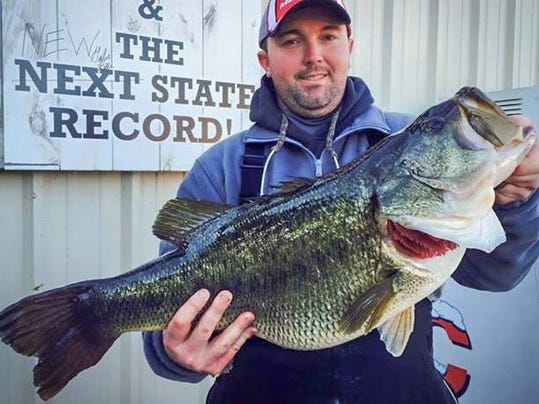 Twra Largemouth Bass Record Probably Won T Last Long