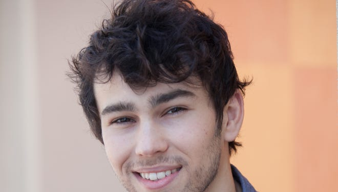 Actor/singer Max Schneider started out doing covers.
