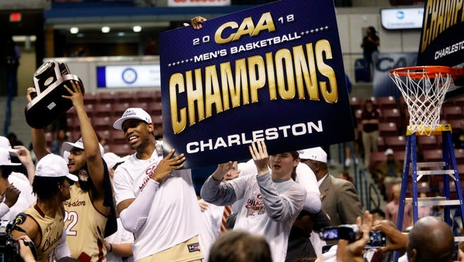 College of Charleston, Colonial Athletic Association champion. No. 13 seed in Midwest.