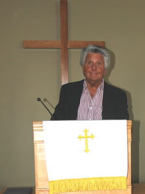New pastor for the Valley Presbyterian church Adolph Kunen has a unique backstory.