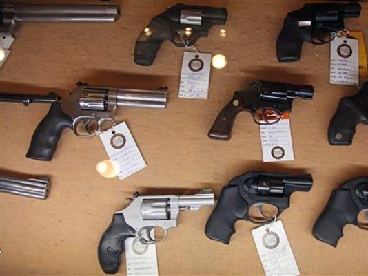 Gun pix