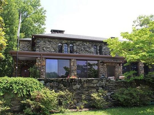 Stone Hedge, a rural retreat built around 1935 near Tryon, has been added to the National Register of Historic Places
