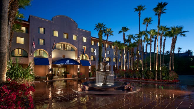 Tempe Mission Palms is one of several local hotels that has  a great Black Friday offer.
