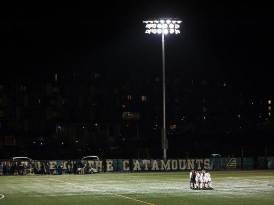 UMBC vs. Vermont America East Quarterfinal Women's Soccer 10/29/15