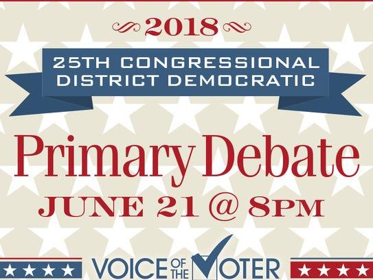 Voice of the Voter debate