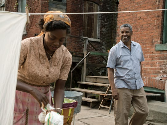 Denzel Washington Viola Davis Build Strong Fences