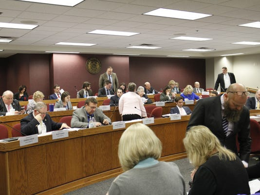 Missouri House Budget Committee