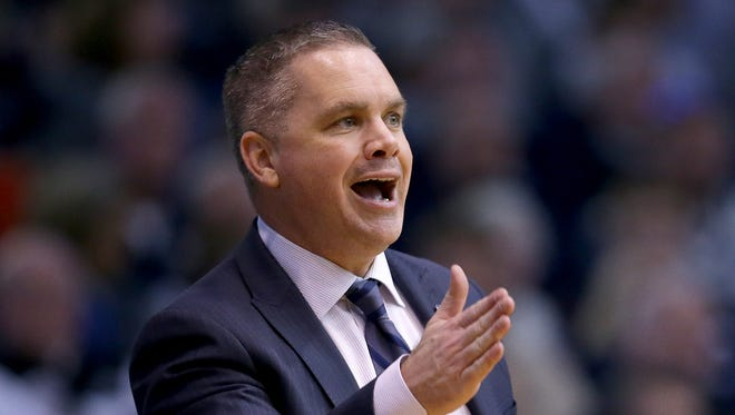 Every time a high-profile job opens up, it seems Chris Holtmann's name pops up.