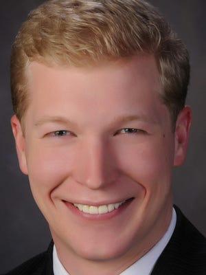 Mayor Justin Nickels