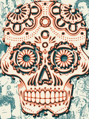 Day of the Dead – a night of songs by rockers who have died – will debut at World Café Live at the Queen in Wilmington on Oct. 28.