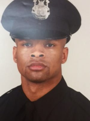 Detroit Police Officer Darren Weathers who died in an accident during anunapproved training exercise in February 2018.