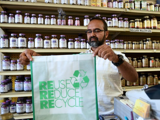 The Teaneck Council passed a 5-cent fee on plastic bags