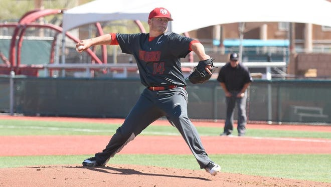 Rocky Mountain graduate Tyler Stevens will compete in the NCAA tournament with New Mexico this week along with teammate Carl Stajduhar, also a Rocky Mountain grad.