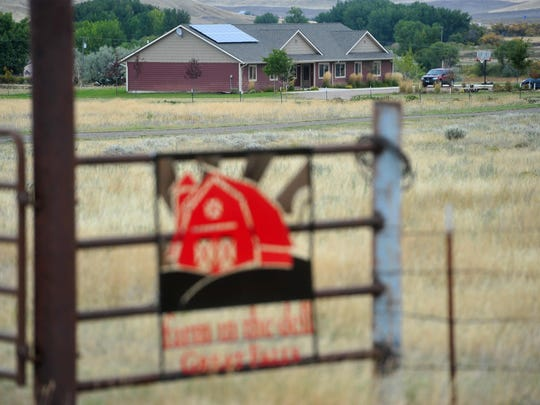 Farm in the Dell includes a 3,800 square-foot house on 40 acres of land west of Great Falls on McIver Road.