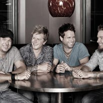The band Parmalee will be taking the Country USA stage on Thursday at 6 p.m.