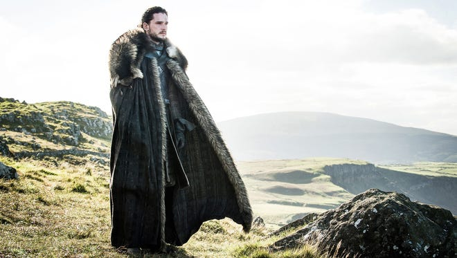 Will Jon Snow (Kit Harington) survive until the end of 'Game of Thrones?' Harington isn't saying.