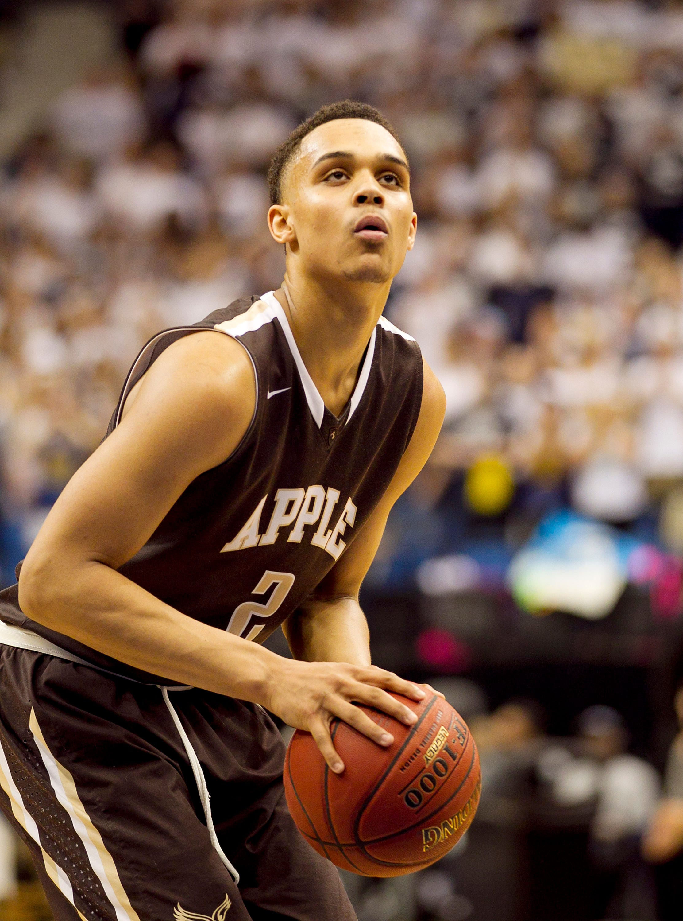 Gary Trent Jr. drawing recruiters' attention, including ...