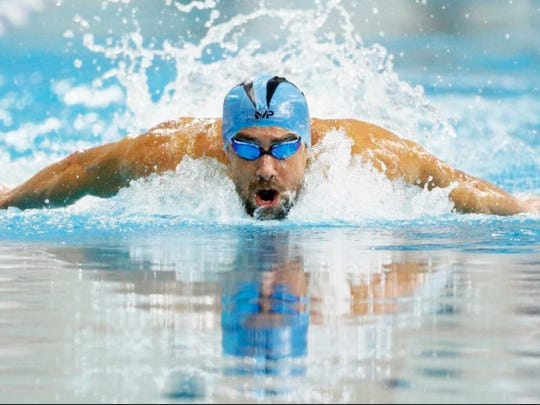 Michael Phelps (Photo: USA TODAY Sports Images)