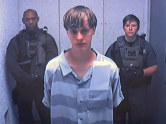 Dylann Roof faces 33 federal charges related to nine
