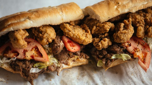 Pop's Poboys is one of many places to stop in and grab