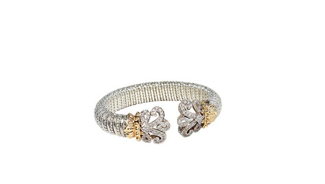 Vahan open cuff,$6,500, at Bere Jewelry.