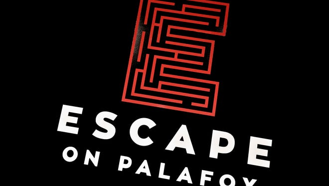 Escape on Palafox is located on the second floor of Elebash's Jewelers, their entrance is just north of Dog House Deli.
