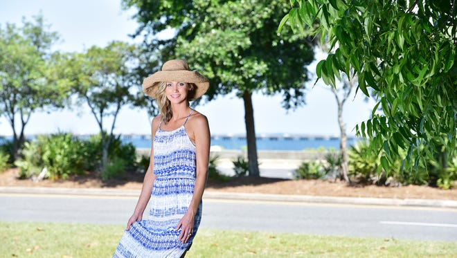 Model: Alli Skelton.