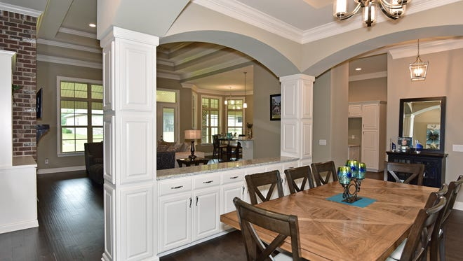 Home staging helps buyers envision how their decor can fit into a home.