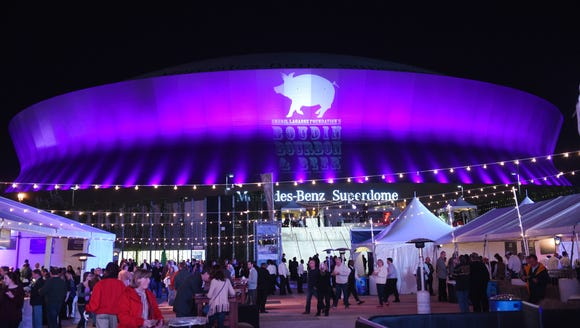 The Emeril Lagasse Foundation's Boudin, Bourbon and