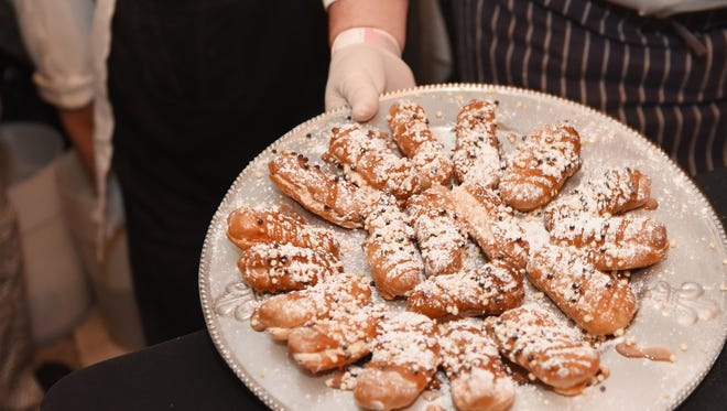 The Emeril Lagasse Foundation's Boudin, Bourbon and Beer event happens Nov. 4 at Champions Square in New Orleans.