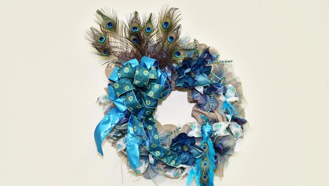The Wreaths of Joy gala will include between 50 - 70 wreaths.