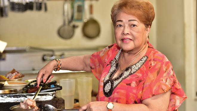 Susan Dowler has been cooking up Filipino food in the kitchen since she was 7 years old.