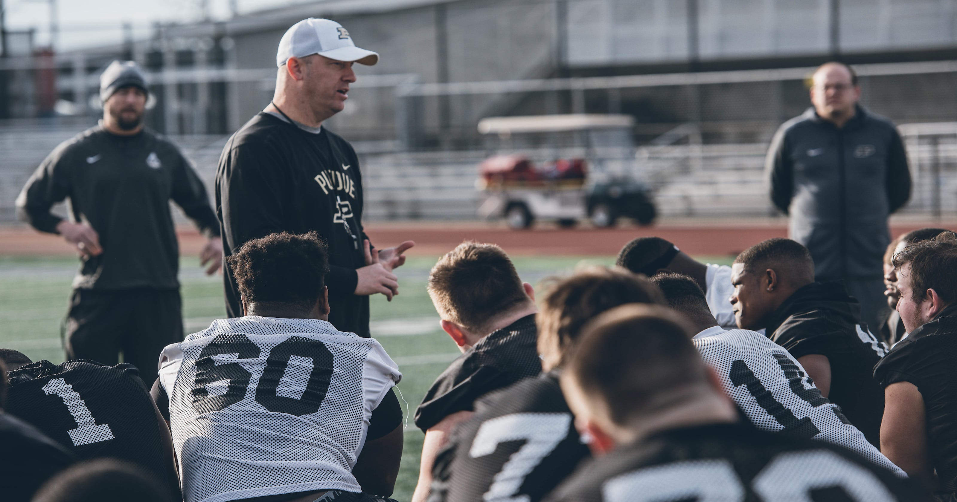 aef18dcb4 Early signing period successful for Purdue football