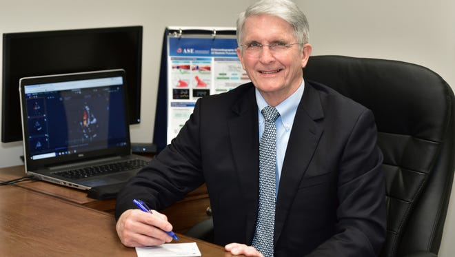 Dr. Daniel Doty, a cardiologist at Pensacola Cardiology.