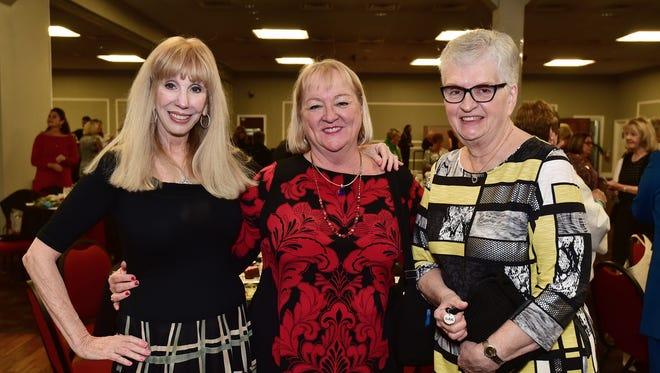 Lynda Knell, Patty Kattner and Linda Saeger